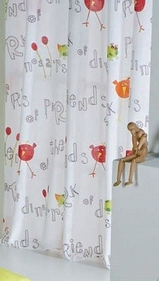 cortinas opacas para habitacion infantil