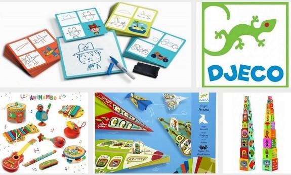 juguetes Djeco educativos de madera