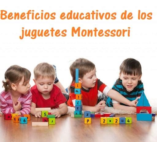 juguetes montessori niños bebes beneficios