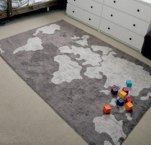 alfombra 100x200 habitacion niños