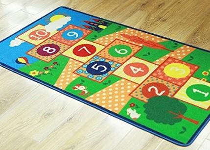 alfombra con juego sambori
