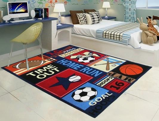 alfombra infantil de 140x200 cm