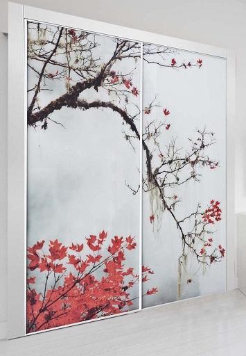 vinilos decorativos para puerta de armarios