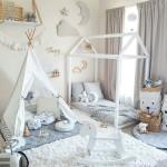 camas montessori casitas tipi