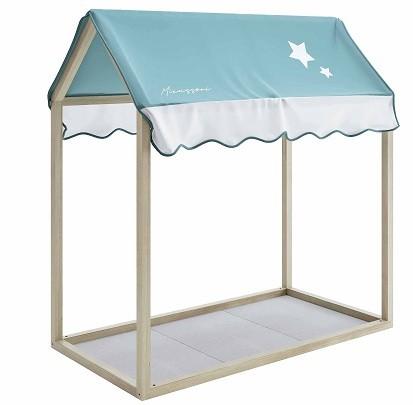 techo para camita Montessori o tipi