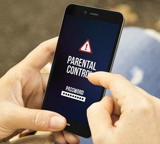 control parental para Internet hijos