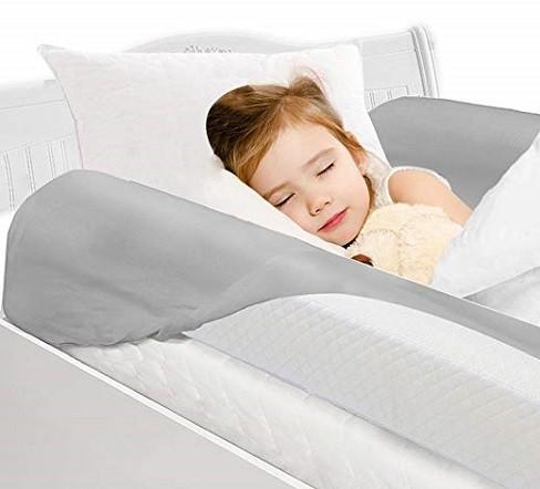 barrera de espuma para cama de niños