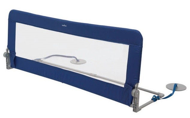 como montar barrera barandilla de cama