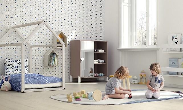 muebles infantiles para habitaciones montessori