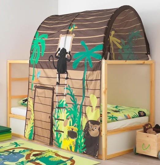 accesorios para camas ikea infantiles