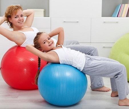 actividad fisica para niños en casa