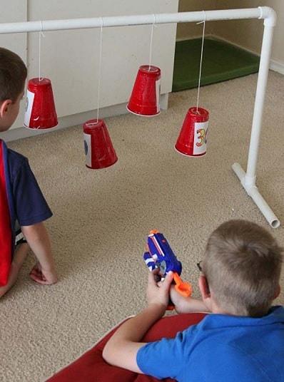 consideraciones para hacer juegos en casa