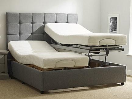 cama articulada electrica doble de matrimonio