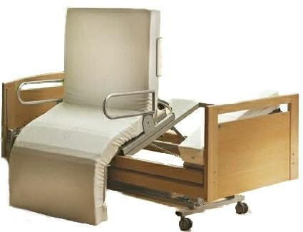flexibilidad camas articuladas ortopedicas