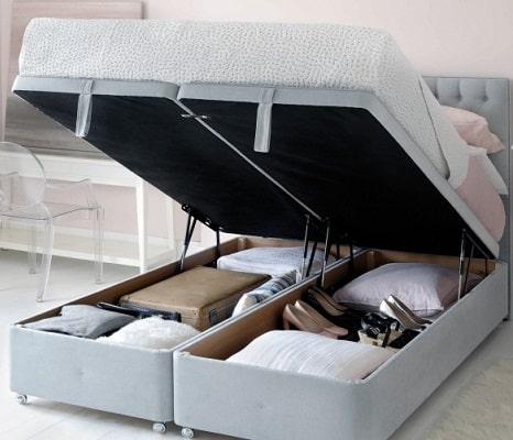 cama canape de matrimonio doble