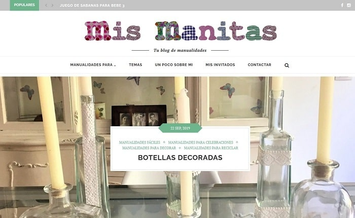 ideas de manualidades para decorar