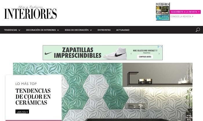 revistas online de decoracion mas populares