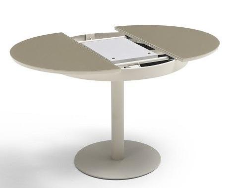 mesas extensibles para salones con poco espacio
