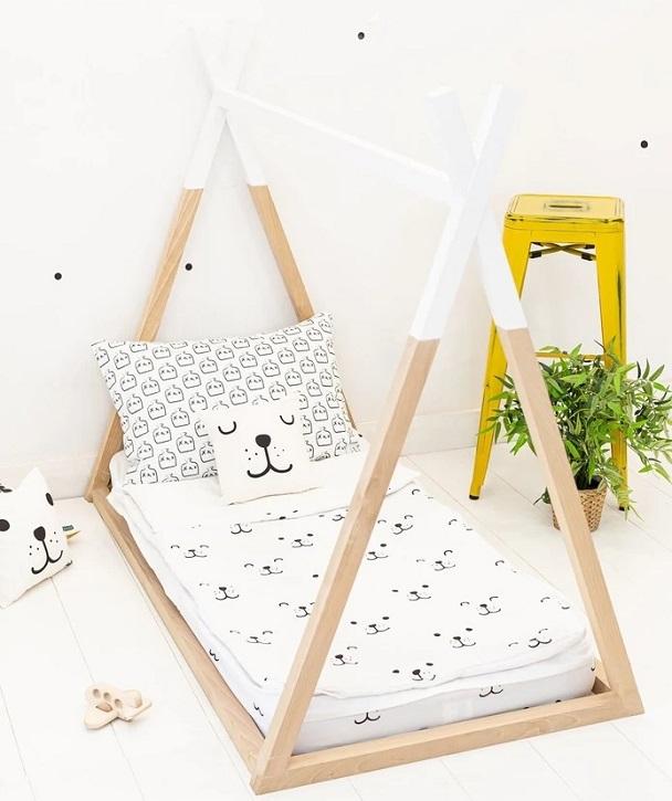 mejores sacos nordicos para cama Montessori 80x165 cm