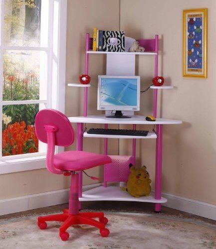 escritorio esquinero para ninos
