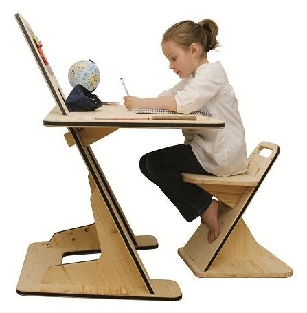 escritorio evolutivo regulable en altura