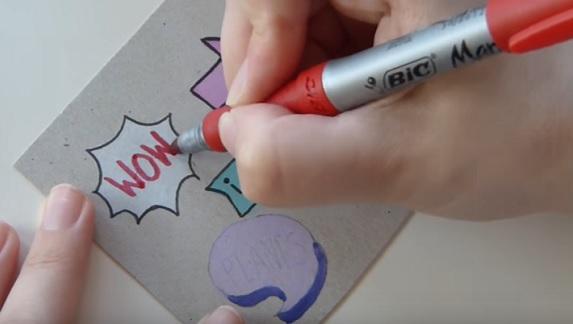 dibujar chichetas personalizadas